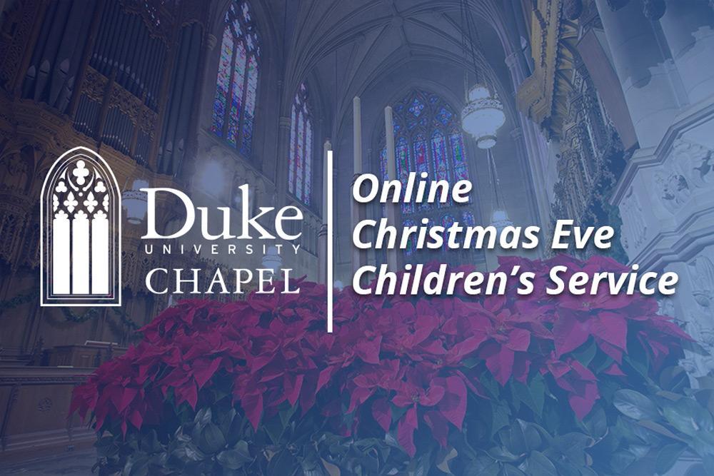 Online Christmas Eve Children's Service