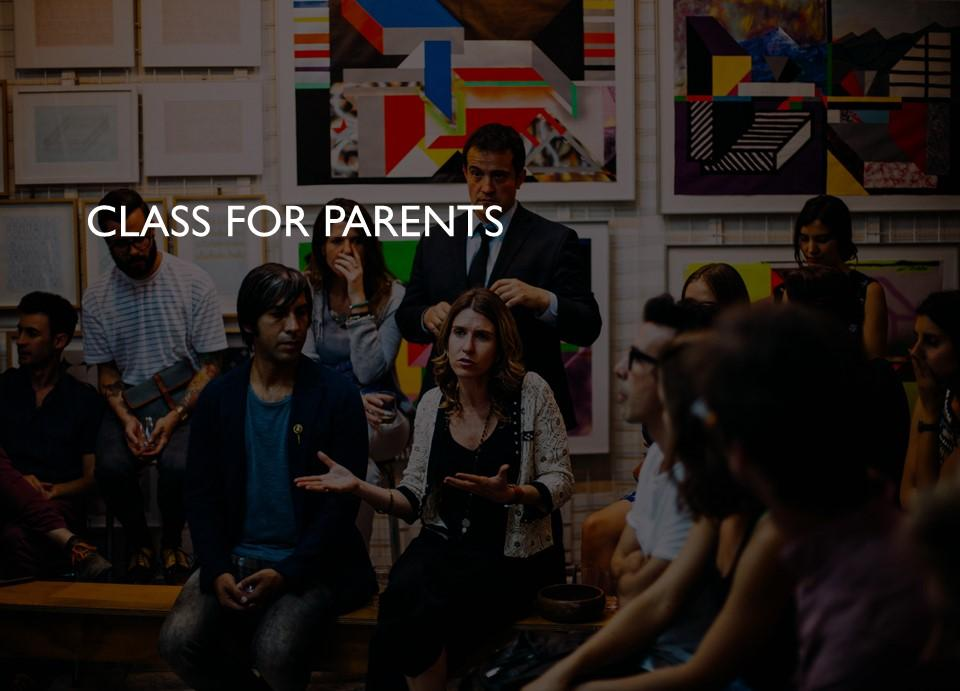 Class For Parents