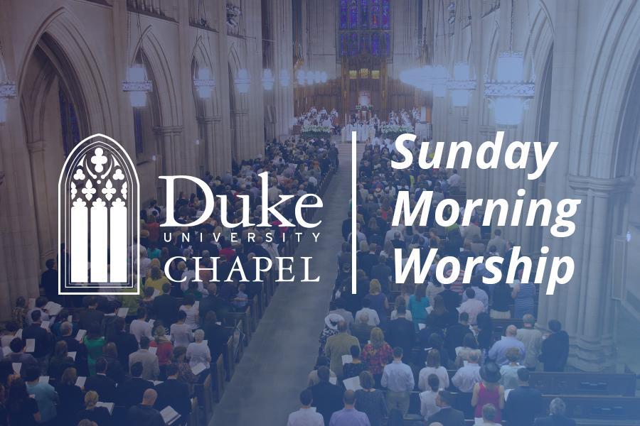 The Chapel on Sunday morning