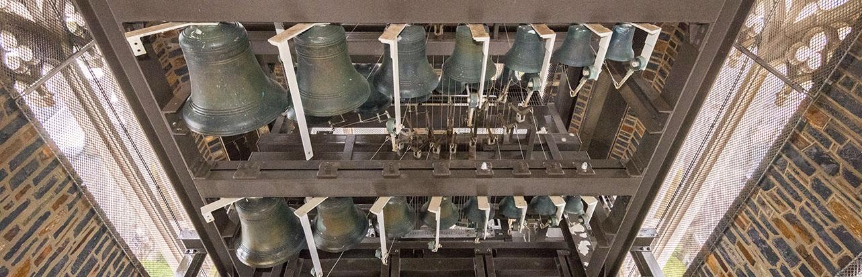Carillon bells