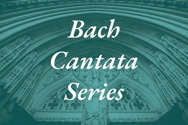 Bach Cantata Series graphic