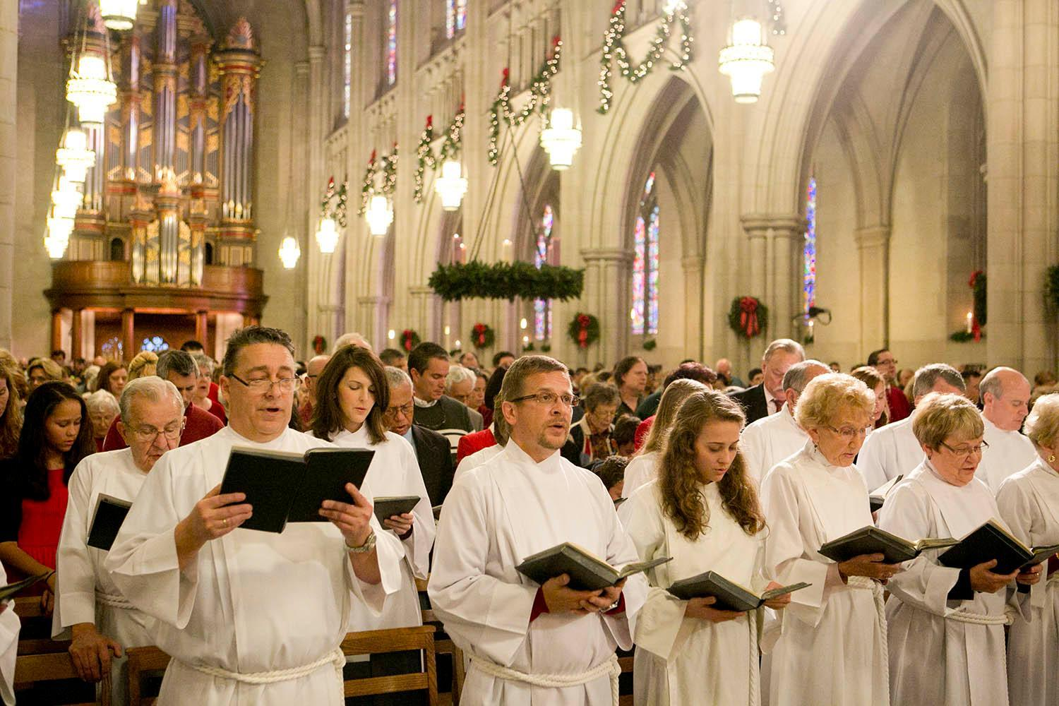 Duke Chapel Christmas Eve 2020 Christmas Eve Worship Service with Holy Communion | Duke
