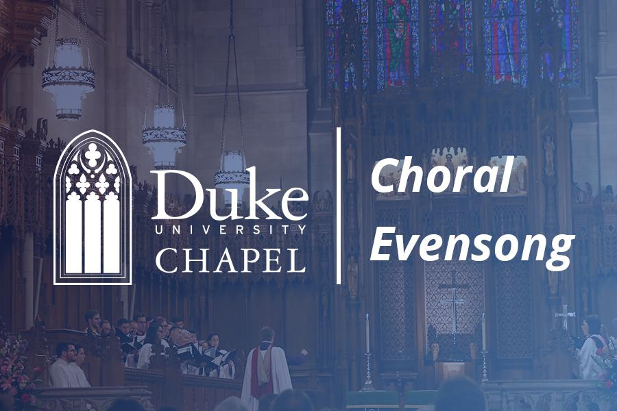 A Choral Evensong service