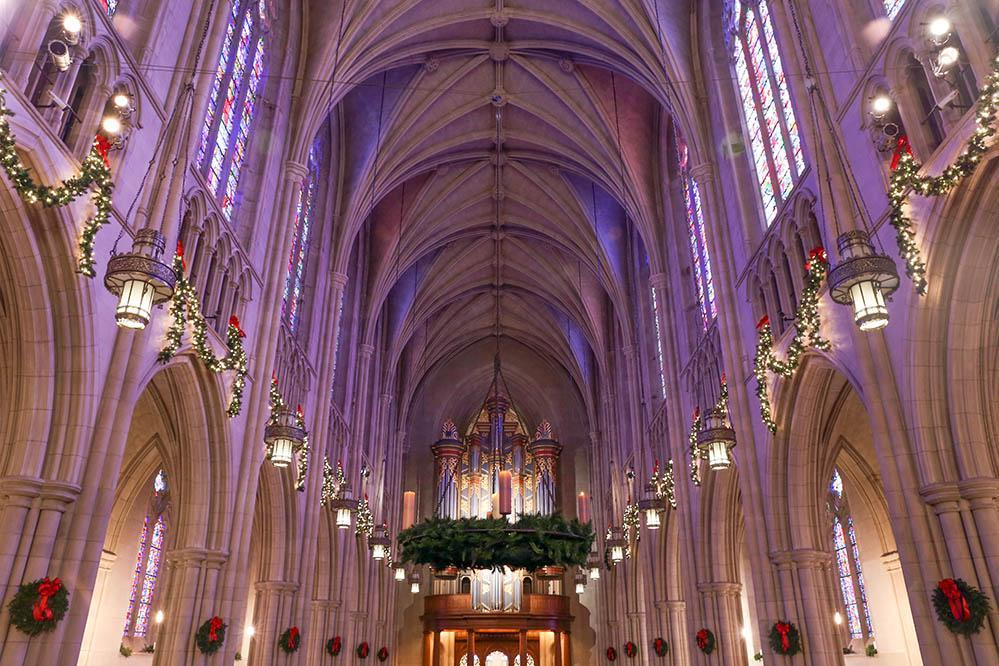 Duke Chapel Christmas Eve 2020 Christmas Eve Lessons and Carols | Duke University Chapel