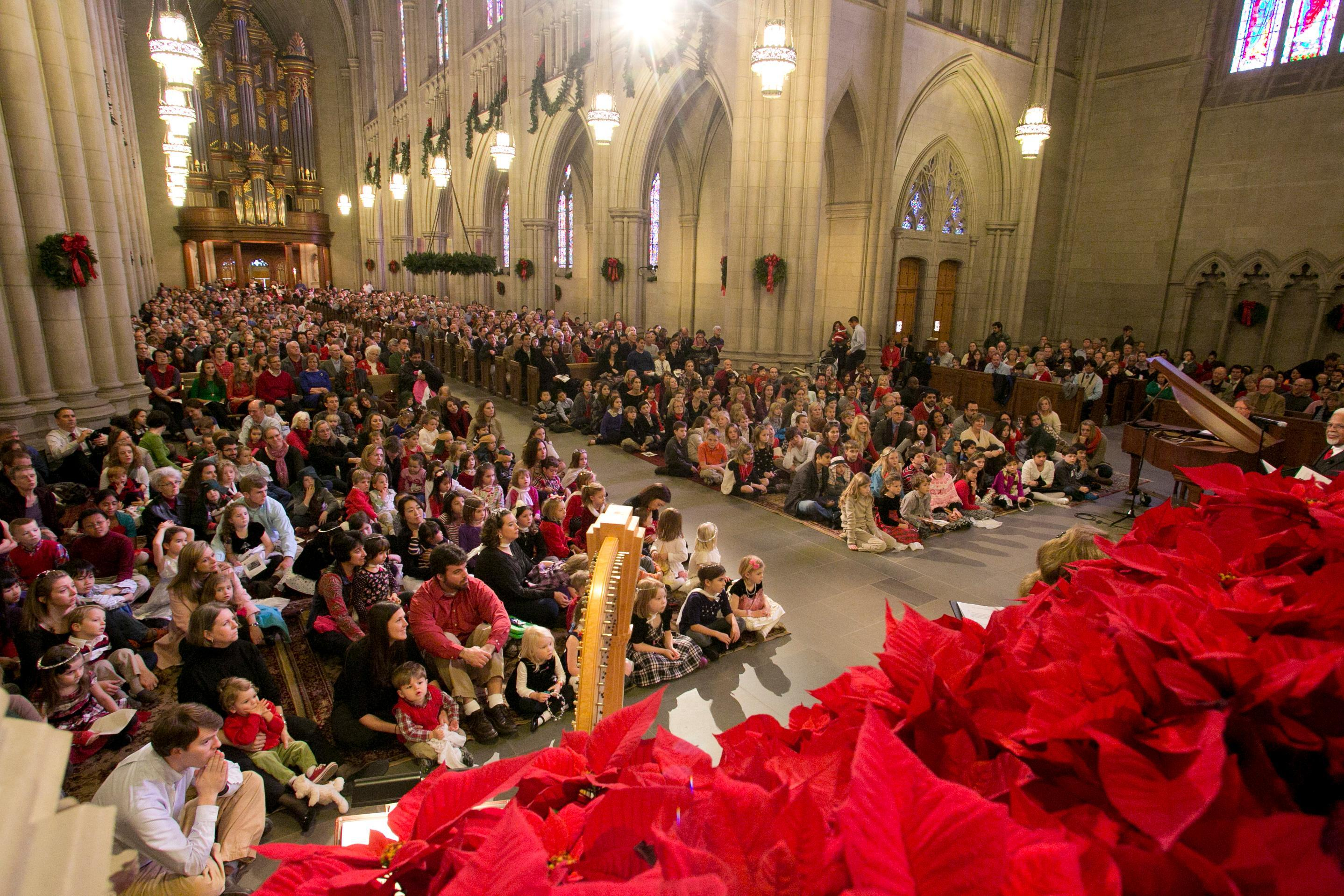 Duke Chapel Christmas Eve 2020 Christmas Eve Children's Service | Duke University Chapel