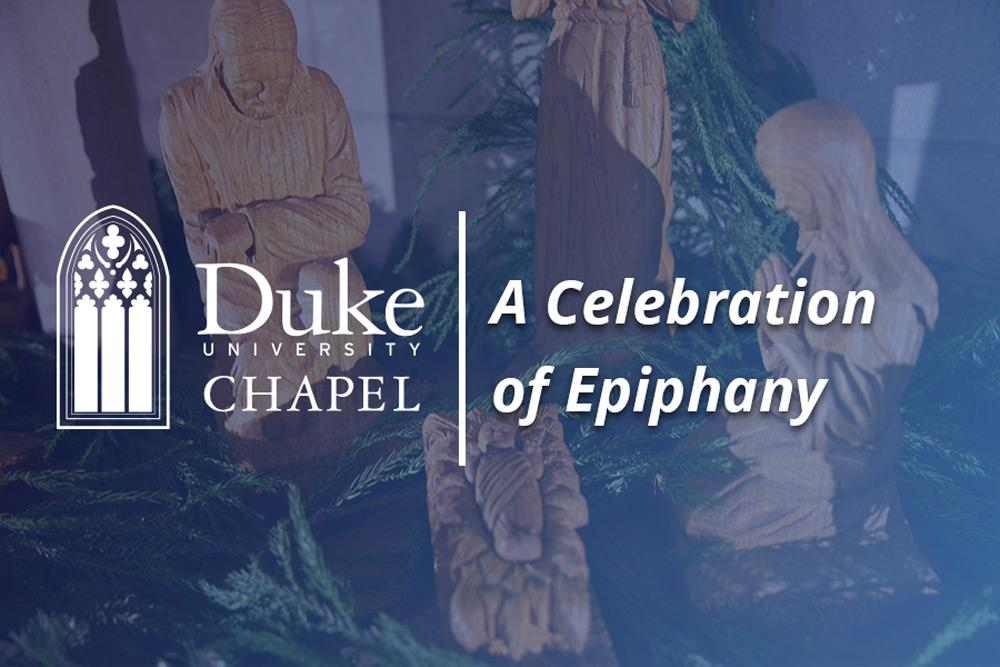 Epiphany service