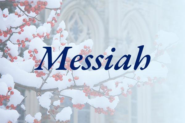 Handel's Messiah graphic