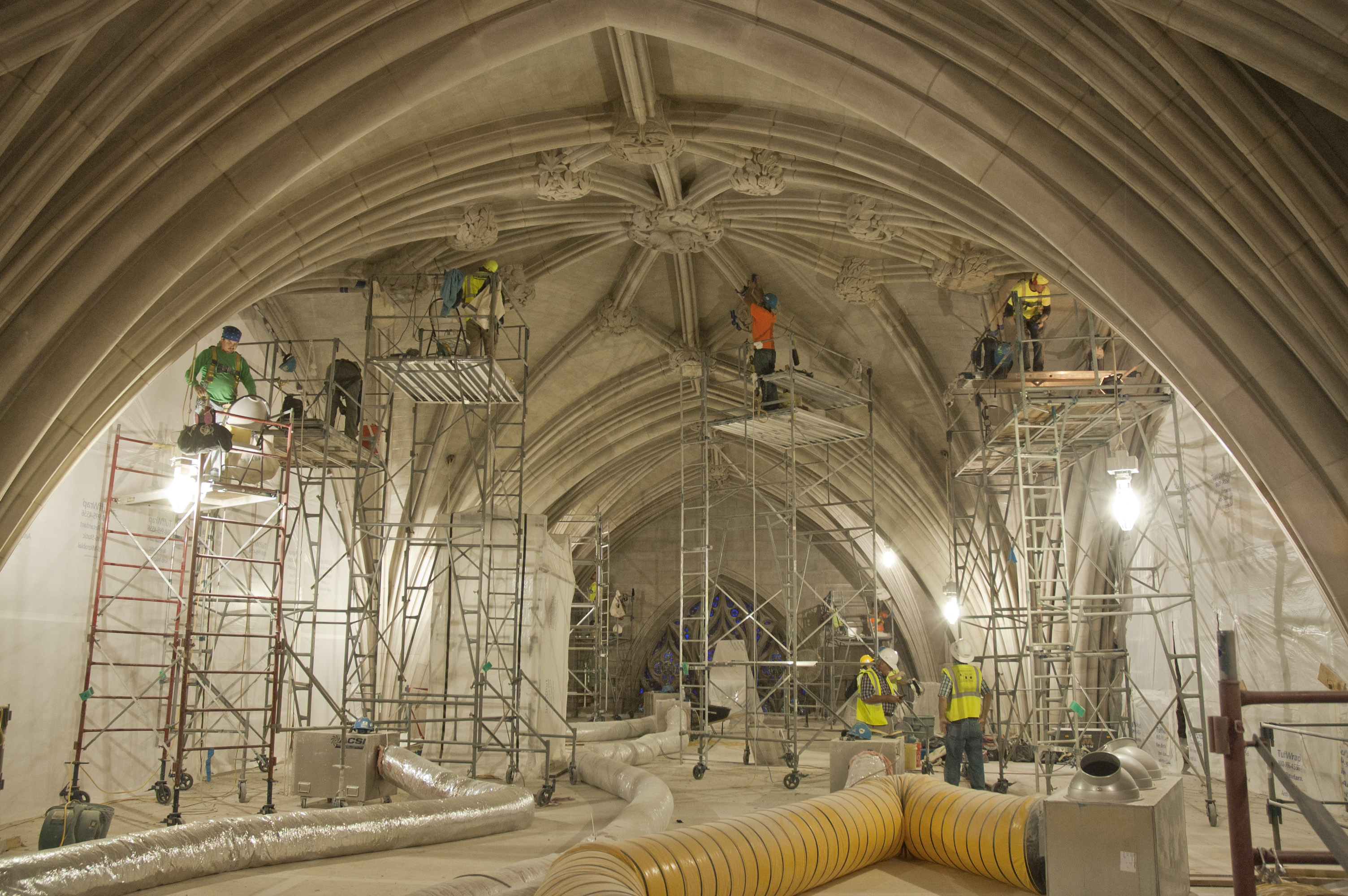 Praying for Restoration | Duke University Chapel