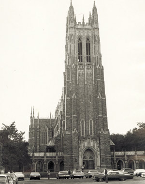 university archive image of Chapel from 1930s