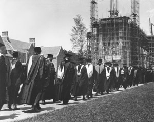 image of first commencement