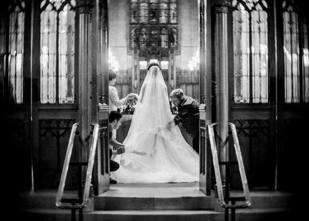 Weddings Duke University Chapel