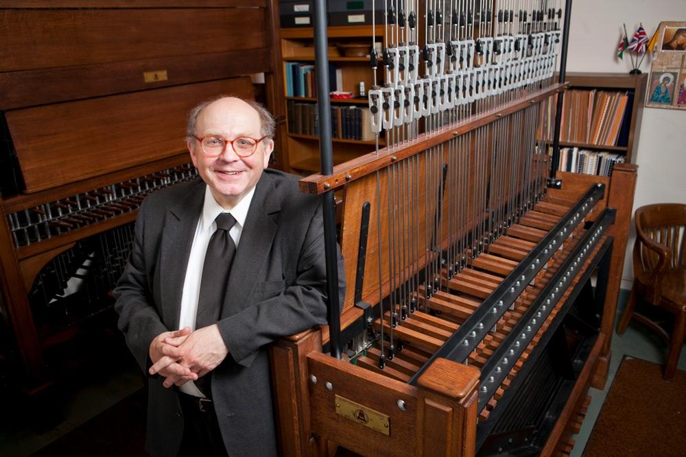J. Samuel Hammond, University Carillonneur Emeritus