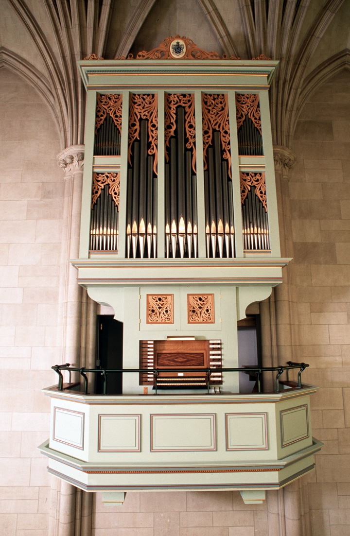 Brombaugh Organ