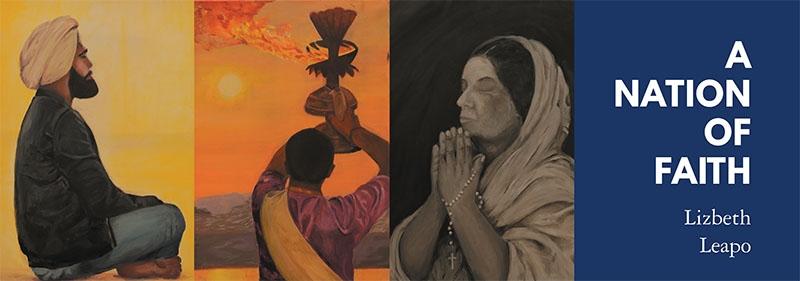 A Nation of Faith exhibition