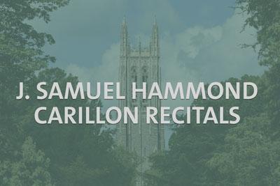 Carillon recital series