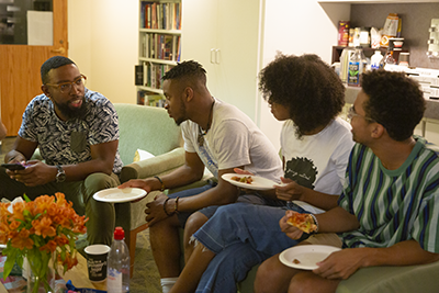 Chapel Scholars Conversation