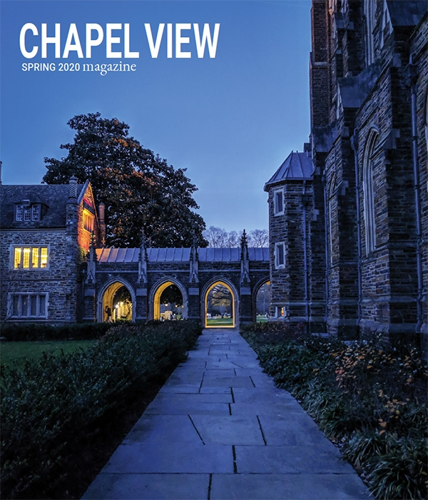 Chapel View Magazine Spring 2020