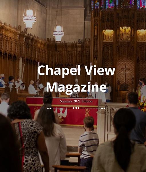 Chapel View Summer 2021 Header