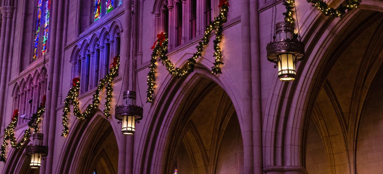 Christmas Season at Duke Chapel