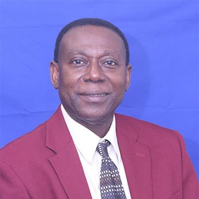 Rev. Dr. David Hormenoo