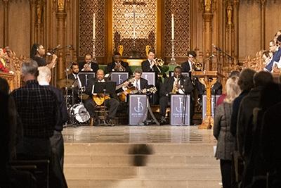 Jazz Vespers at Duke Chapel