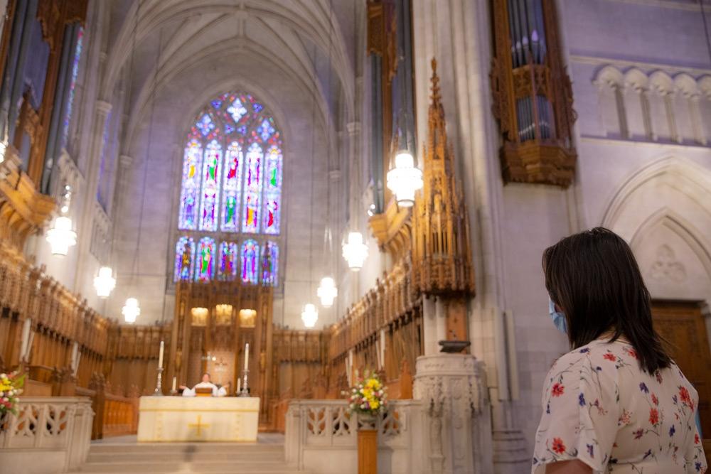 Worship at Duke Chapel