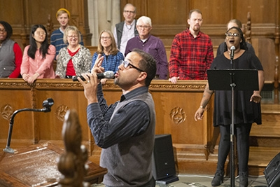 Jazz Vespers Worship Service