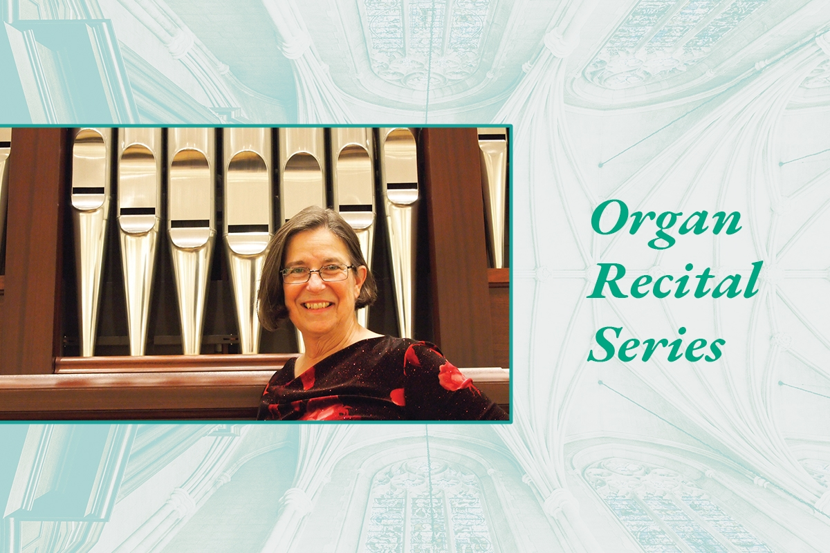 Christa Rakich organ recital