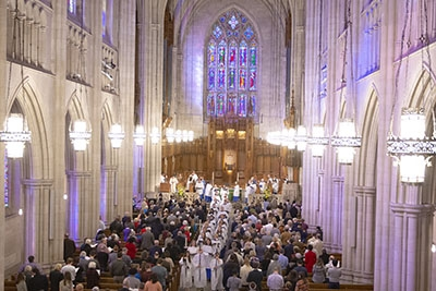 Worship at Duke Chapel