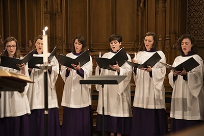 Choral Vespers Worship Service