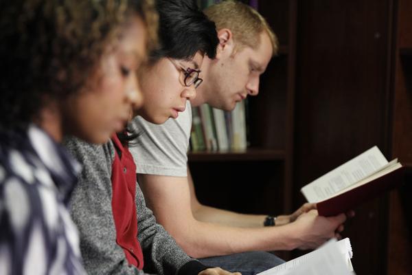 Duke Chapel Reads