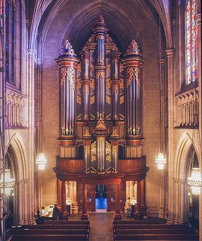 Benjamin N. Duke Memorial Organ