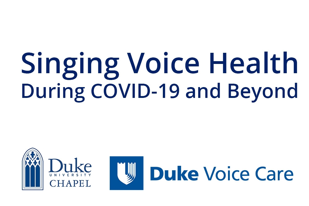 Online Vocal Health Workshop