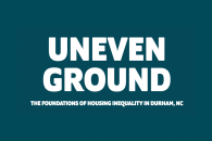 Uneven Ground exhibit